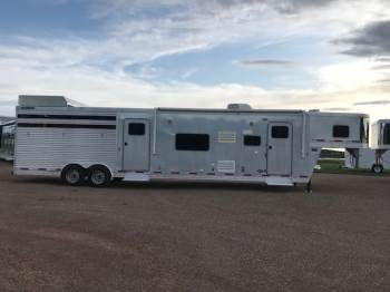 2013 SOONER 8X34 Stock Combo Living Quarters