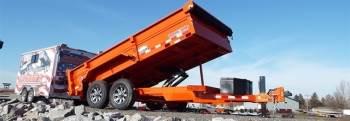 2020 MIDSOTA HV-14 Dump Box