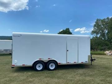 "2021 SHARP 101""X18FT CAR HAULER"