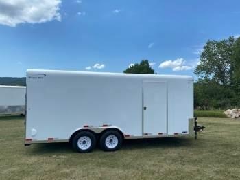"""2020 Sharp 101""""X18FT Car hauler"""