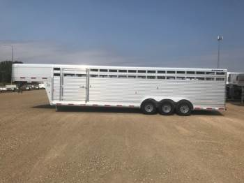 2020 SOONER 7.6X30 STOCK TRAILER