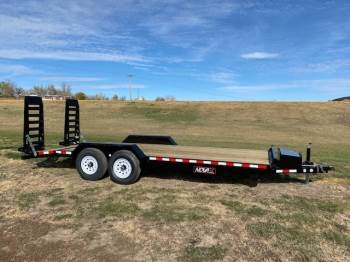 2021 Midsota ET8220 NOVA Equipment Trailer