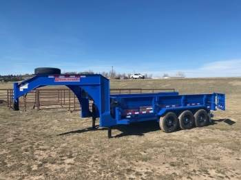 2021 MIDSOTA HV-16 Gooseneck Dump Box