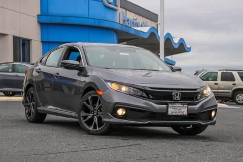 2021 Honda Civic Sedan