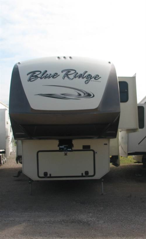 2016 FOREST RIVER BLUE RIDGE  JUST LIKE NEW!!!!
