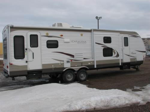 2013 FOREST RIVER COACHMEN CATALINA