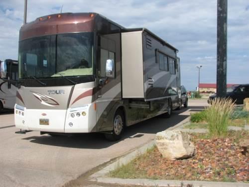 2008 WINNEBAGO TOUR SERIES M40