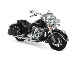2020 INDIAN MOTORCYCLE® SPRINGFIELD® THUNDER BLACK
