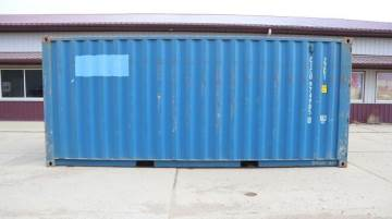 2014 STORAGE CONTAINER 20FT