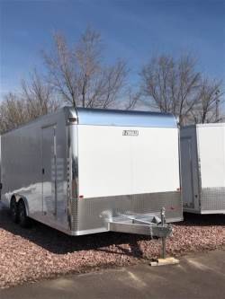 2019 EZ HAULER ENCLOSED CAR HAULER