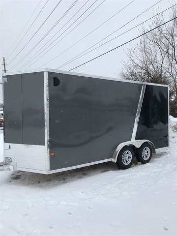 2019 EZ HAULER ENCLOSED
