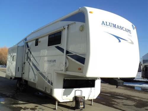 2007 HOLIDAY RAMBLER ALUMASCAPE
