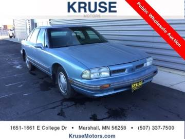1992 OLDSMOBILE EIGHTY EIGHT