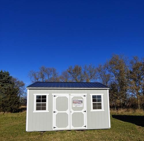 2020 OLD HICKORY BUILDINGS UTILITY SHED