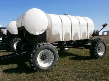 1950 SCHABEN PATRIOT2500 FERTILIZER TRAILER