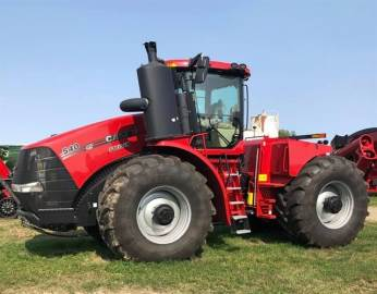 2020 CASE IH STEIGER 540 AFS HD