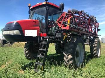 2014 CASE IH PATRIOT 3340