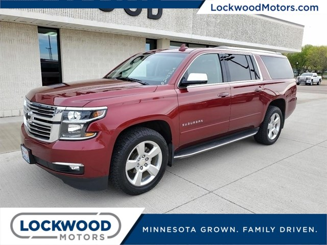 Lockwood Motors Marshall Minnesota >> Stock# 24586A USED 2016 Chevrolet Suburban | Marshall, MN | Lockwood Motors