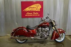 2018 INDIAN MOTORCYCLE® CHIEF® CLASSIC ABS BURGUNDY METALLIC
