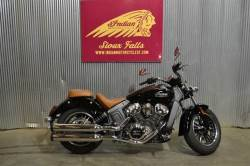2018 INDIAN MOTORCYCLE® SCOUT® THUNDER BLACK