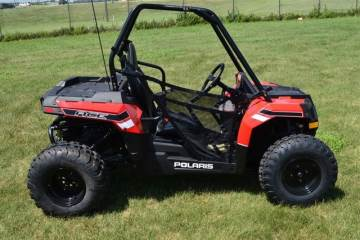 2018 POLARIS® ACE® 150 EFI INDY RED