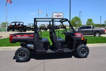 2019 POLARIS® RANGER CREW® XP 1000 EPS SUNSET RED METALLIC