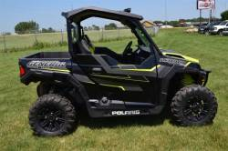 2017 POLARIS® GENERAL™ 1000 EPS RIDE COMMAND EDITION BLACK PEARL