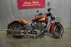 2019 INDIAN MOTORCYCLE® N19MSA00A2