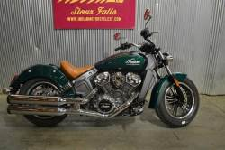 2019 INDIAN MOTORCYCLE® N19MSA00A8