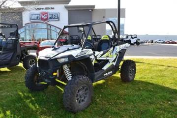 2018 POLARIS® RZR XP® 1000 EPS WHITE LIGHTNING