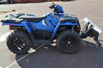 2018 POLARIS® A18SHE57BB