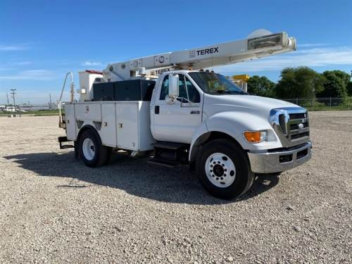 2008 FORD F750 SD
