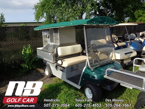 2007 Carryall Cafe Express