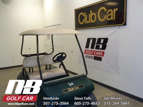 2001 CLUB CAR DS
