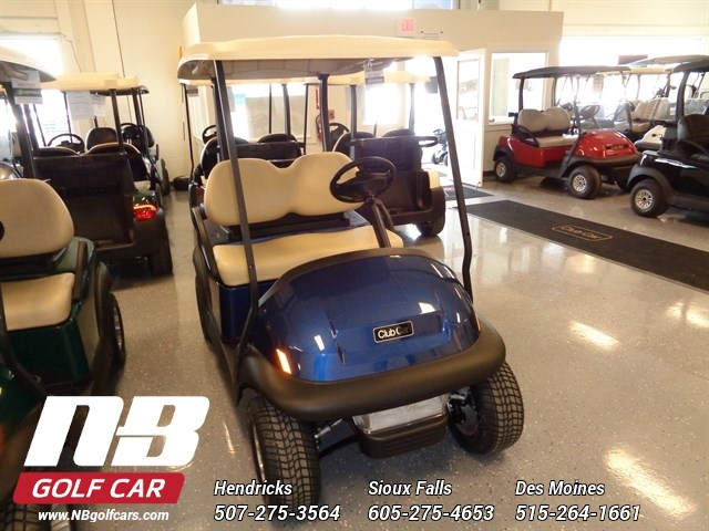 Des Moines Inventory   Sioux Falls, South Dakota 57104   NB Golf Cars