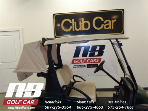 2015 CLUB CAR PRECEDENT