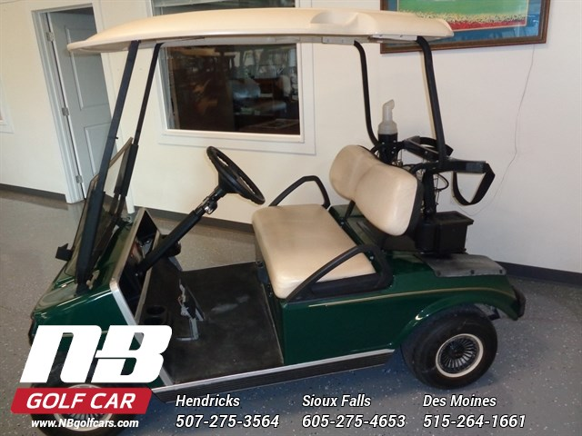 Green 2000 Club Car Ds Golf Cart For Sale In Des Moines Iowa 50317 For 1 895