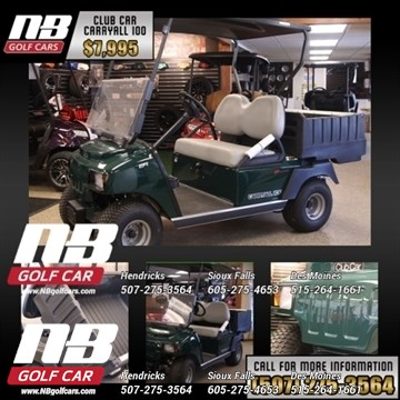 2020 CLUB CAR CARRYALL100BOX