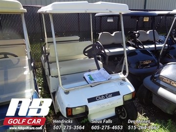 2008 Club Car Villager 6