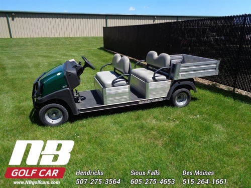 2016 Club Car Carryall Transporter