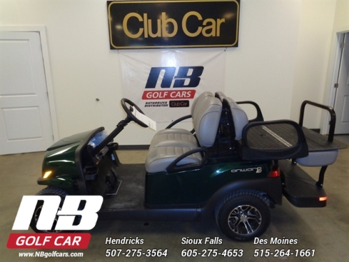 2020 CLUB CAR Onward 4P HP Nonlifted