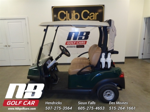2020 CLUB CAR Tempo Lithium