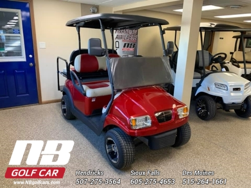 2016 CLUB CAR Precedent 4Passenger