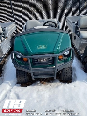 2015 CLUB CAR Carryall