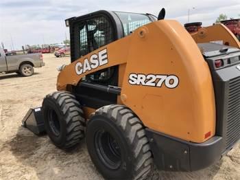 2018 CASE SR270