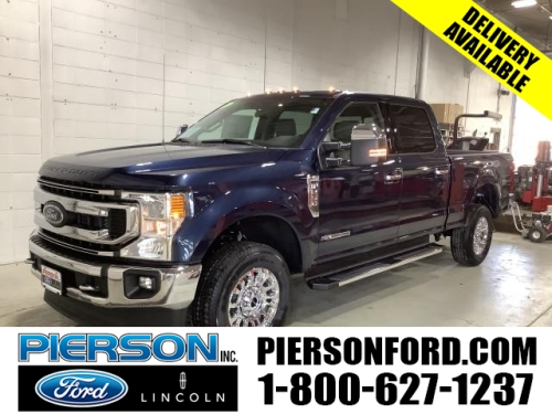 2020 Ford Super Duty F-250 SRW