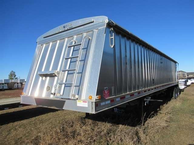 2015 Neville aulminum grain trailer