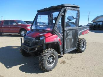 2014 POLARIS RANGER 800 EPS