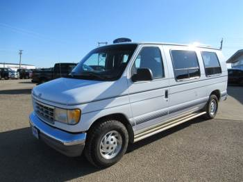 1993 Ford Econoline Cargo Vans