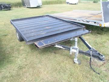 2007 OTHER ZIEMA 6X8 UTILITY TRAILER